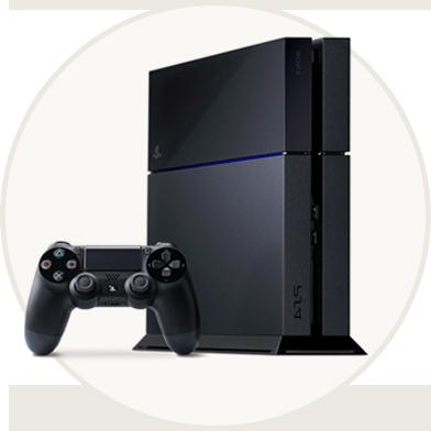 Console PS4 Repair